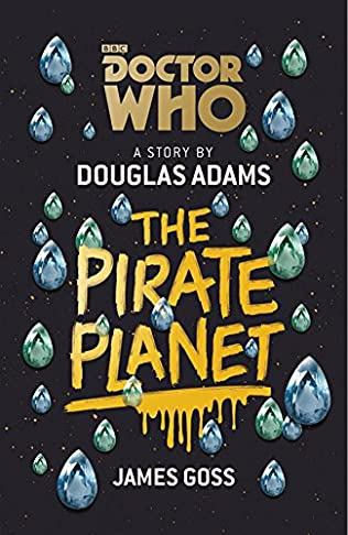 book cover of The Pirate Planet