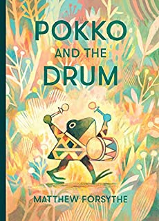 Book Cover: Pokko and the Drum