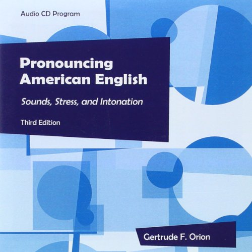 Pronouncing American English Audio CDs (10) by Heinle ELT