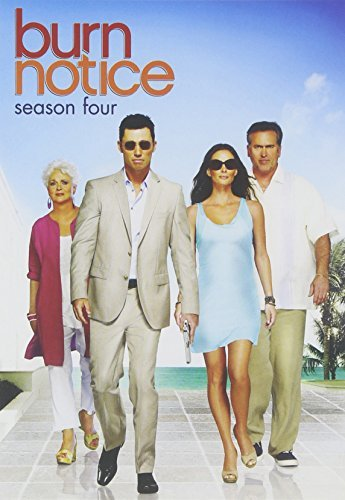 Burn Notice: Season 4 -  DVD