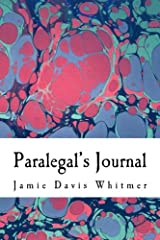 Paralegal's Journal Paperback