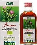 Salus Organic Artichoke Fresh Plant Juice 200ml (Case of 16)