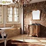"Dophee 12Pcs 1.89"" x 0.55"" Small Brass Decorative"