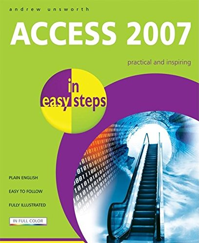 Download Access 2007 in Easy Steps pdf epub
