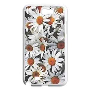 Daisies Custom Case for Samsung Galaxy Note 2 N7100, Personalized Daisies Case