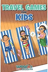 Travel Games for Kids: A Packable Book of Boredom Busters for Fabulous Family Travel Fun Paperback