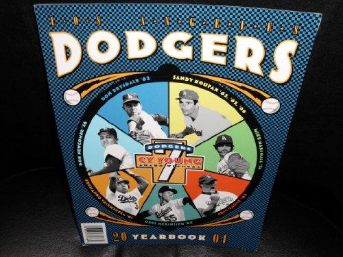 2004 Los Angeles Dodgers Yearbook