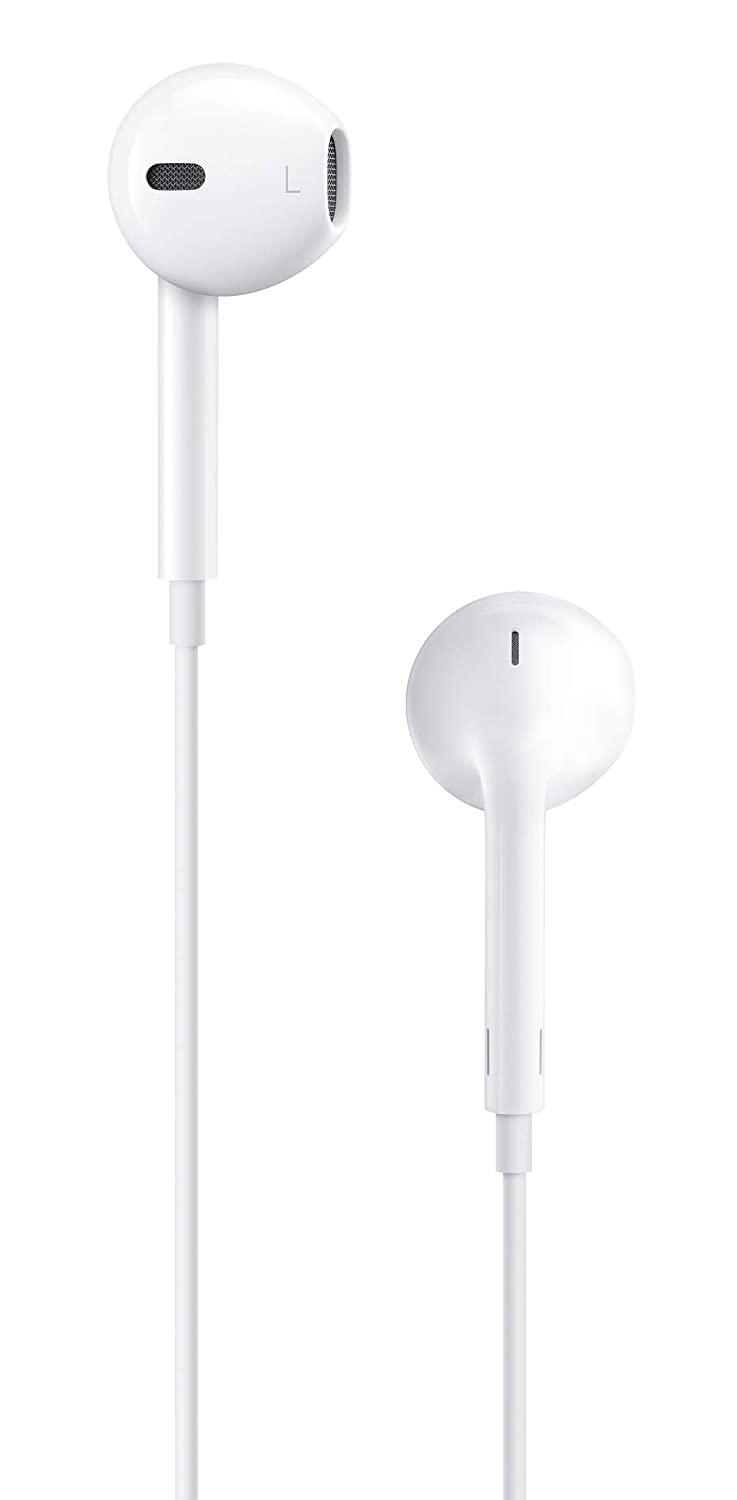 4ffcf6b1282 Apple EarPods with Remote and Mic - Standard Packaging - White  Amazon.ca   Cell Phones   Accessories