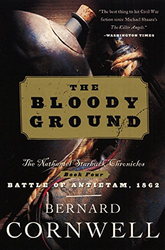 Bloody Ground Starbuck Chronicles Book product image