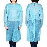 30 Packs Universal Isolation Gown with Elastic