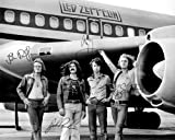 #3: Led Zeppelin early band signed reprint photo All 4 Jimmy Page