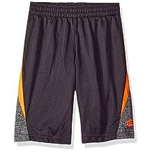 CB Sports boys Little Boys Athletic Shorts Open Hole Mesh