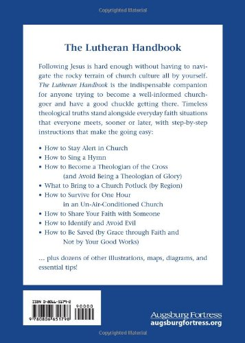 The lutheran handbook a field guide to church stuff everyday stuff the lutheran handbook a field guide to church stuff everyday stuff and the bible augsburg fortress publishers 9780806651798 amazon books fandeluxe Image collections