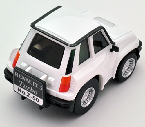 Amazon.com: Japan Import Choro Q Z50c Renault 5 Turbo 2 (white): Toys & Games