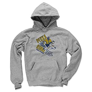 500 LEVEL's Pekka Rinne Hoodie - Nashville Hockey Fan Gear - Pekka Rinne Point