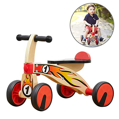 TOP BRIGHT Ride On Toys for 1 Year Old Boys and Girls ,Baby Toys Scooter 1 Year Old