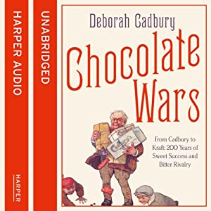 Chocolate Wars Hörbuch