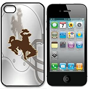 NCAA Wyoming Cowboys Iphone 5 Case Cover