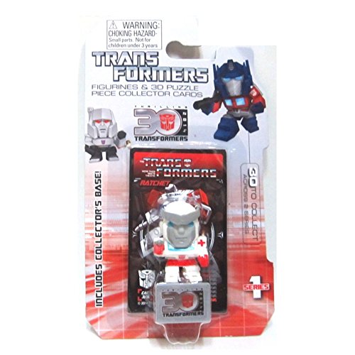 Ratchet Transformers G1 30th Anniversary 1.5 Inch Series 1 Mini Figure