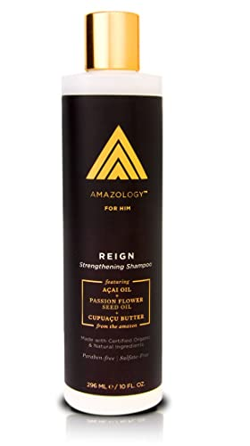 Amazology RAINFOREST Argan Oil Thickening Shampoo