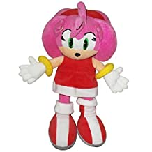 Sonic the Hedgehog 30cm Plush Amy Rose by Sonic The Hedgehog