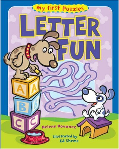 My First Puzzles: Letter Fun pdf