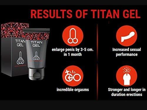 titan gel precio amazon