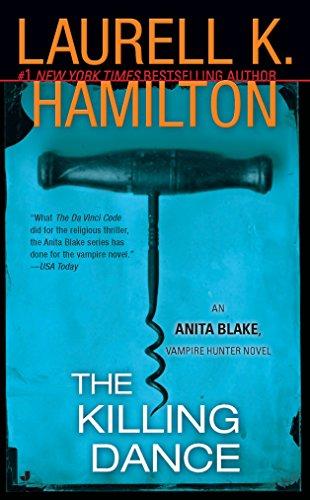 The Killing Dance: An Anita Blake, Vampire Hunter Novel cover