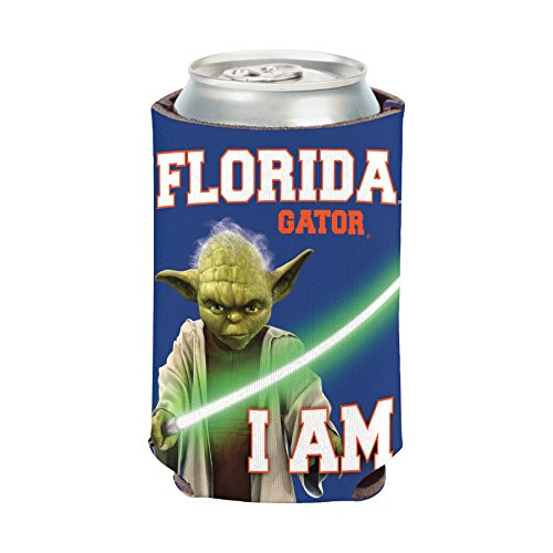 NCAA Florida Gators Star Wars Yoda Can Cooler ()