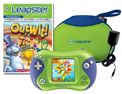 Leapfrog Leapster2 Bundle by LeapFrog