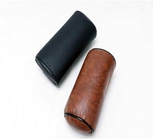 "Hane Korea Premium Artifical Leather Massage Table Medi Check Treatment Pillow Body Wrist 7.67"" Neck Ankle Knee Calf Leg Arm"