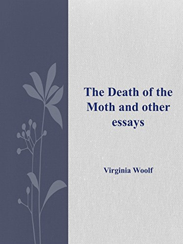 The Death Of The Moth And Other Essays  Kindle Edition By Virginia  The Death Of The Moth And Other Essays By Virginia Woolf Essay Style Paper also Business Letter Writing Services In Simi Valley California  I Need Help With My Literature Review