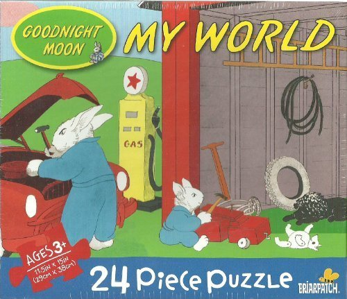 - Goodnight Moon: My World Bunny Repairs 24 Piece Jigsaw Puzzle