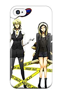 Iphone 4/4s Case, Premium Protective Case With Awesome Look - Durarara