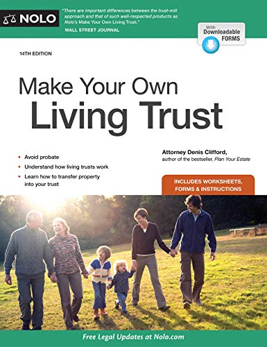 Make Your Own Living Trust ()
