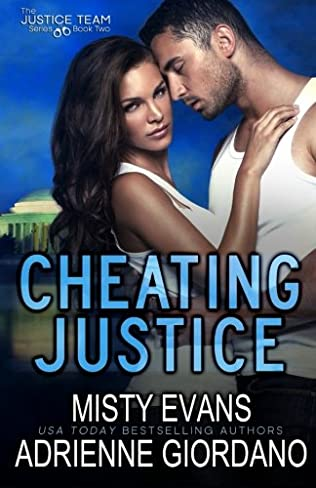 book cover of Cheating Justice