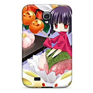 Mwaerke Case Cover For Galaxy S4 - Retailer Packaging Mini Girl Sweets Protective Case