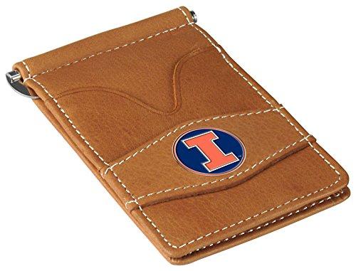 - NCAA Illinois Fighting Illini - Players Wallet - Tan