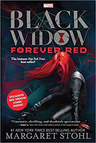 Amazon Black Widow Forever Red A Novel 9781484776452 Margaret Stohl Books