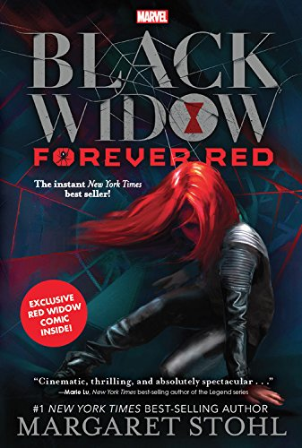 Black Widow Forever Red (A Black Widow Novel) [Margaret Stohl] (Tapa Blanda)