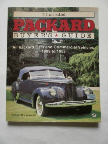 Illustrated Packard Buyer's Guide: All Packard Cars for sale  Delivered anywhere in USA