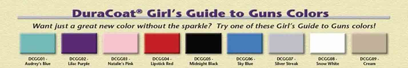 DuraCoat Shake 'N Spray Kit - Any Color - Gun Paint - 4 oz - Kit