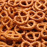 Azar Mini Pretzel Twists - 6 lb. box, 1 per case