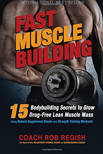 Fast Muscle Building Bodybuilding Supplement product image
