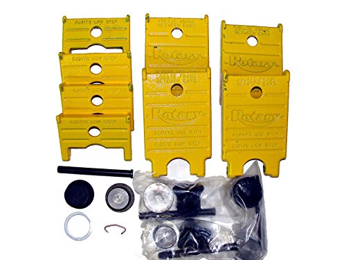 (4) Rotary Lift Adapter Repair Kit #FJ671-8YL For SPOA7, SPOA9, SPOA10 And Other Lifts