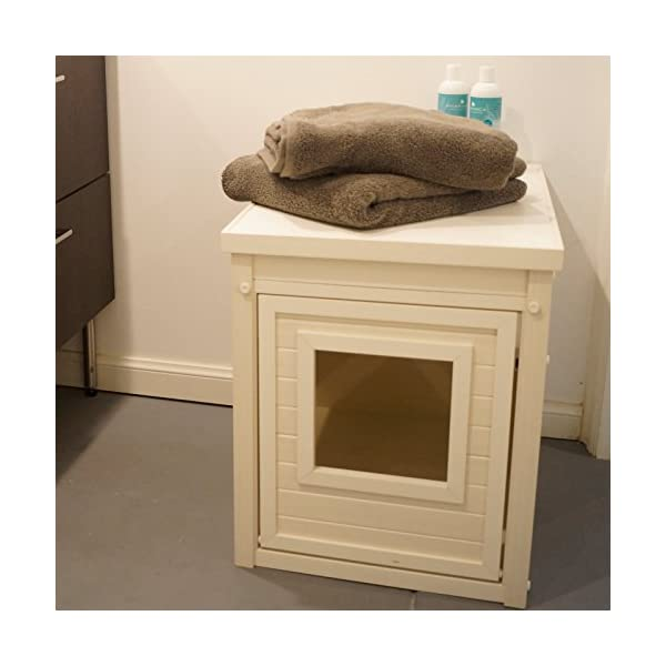 ecoFlex Litter Loo, Litter Box Cover/End Table 4