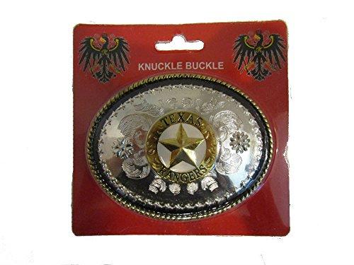 Buckle Seal (K's Novelties Texas Ranger State of TX Crest Seal Belt Buckle)
