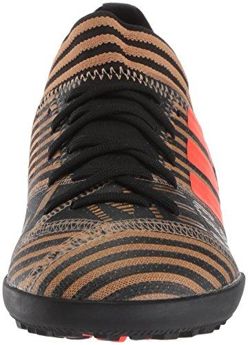 Pictures of adidas Kids' Nemeziz Messi Tango 17.3 S77197 White/Solar Orange/Black 6