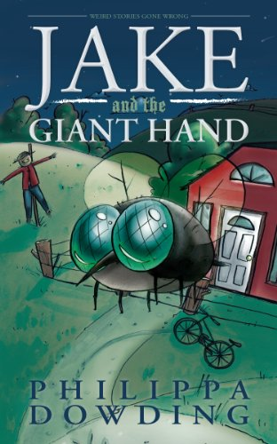 book cover of Jake and the Giant Hand