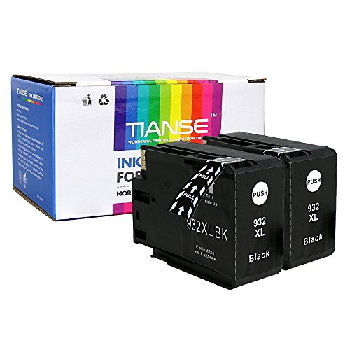 TIANSE Compatible Replacement Cartridges Officejet product image